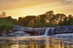 McKinney Falls State Park, central Texas