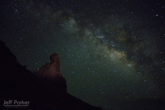 Night Photography, Big Bend National Park