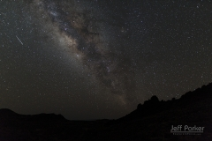 Milky Way as seen from Big Bend NP