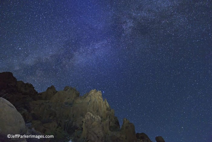 Night skies of Big Bend, by Jeff Parker