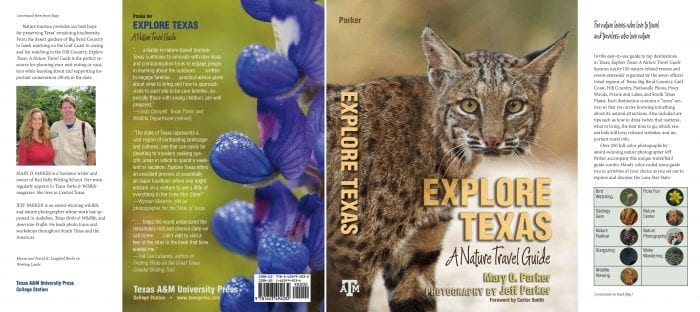 Explore Texas:  A Nature Travel Guide