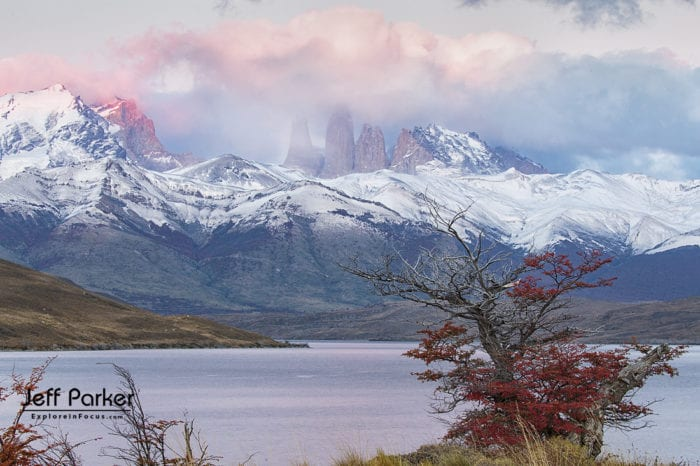 Landscape Photo Tour in Patagonia with Jeff Parker