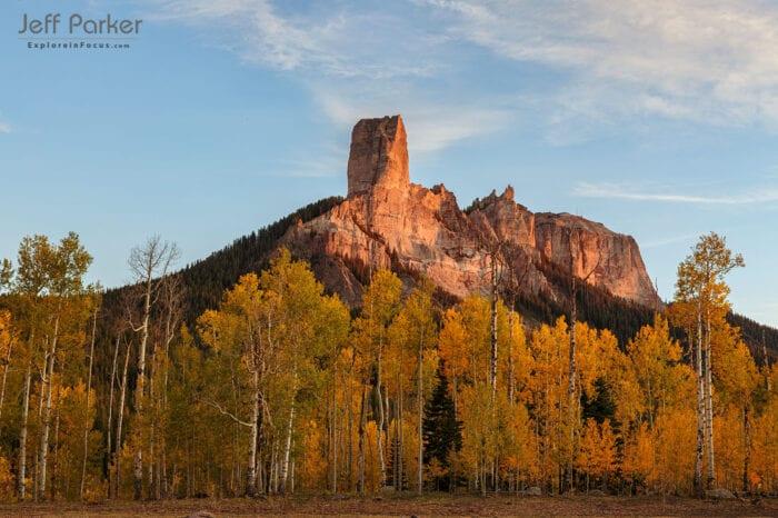Colorado Aspen Photo Tour with Jeff Parker