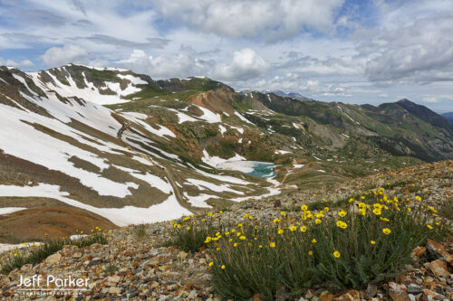 This Colorado Mountain Landscapes and Wildflowers Photo Tour 2022 focuses on capturing beautiful landscape images of the stunning wildflower-filled basins of the San Juan Mountains