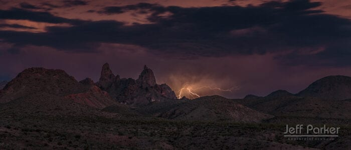 Big Bend at Night Photo Tour March 2021 with Jeff Parker